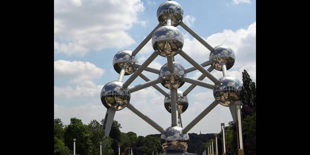 L'Atomium, monument le plus bizarre en Europe? - La DH