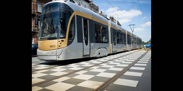 Nouveau record de passagers pour la STIB - La DH