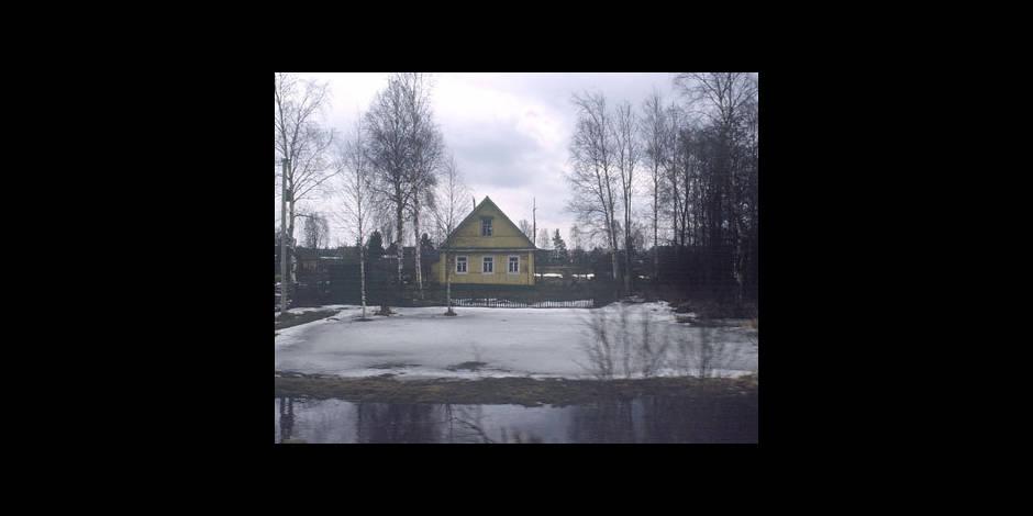 Depardieu veut une maison en bois