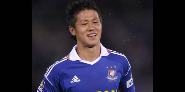Un troisième joueur japonais au Standard - La DH