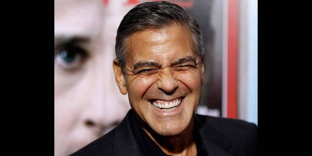 """Clooney: """"Je repasse mes boules"""" - La DH"""