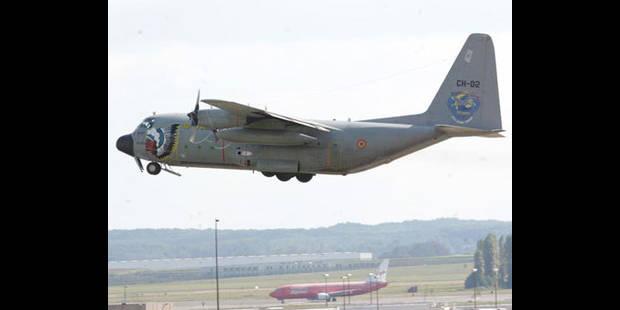 Mali: un C-130 belge est parti de Melsbroek - La DH