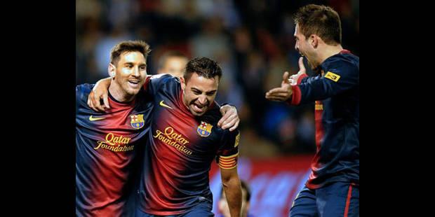 Le Barça est la meilleure équipe de l'année 2012! Et les clubs belges? - La DH