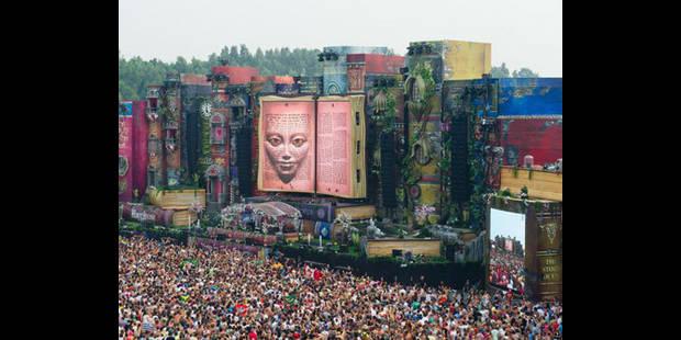 Tomorrowland, meilleur festival européen - La DH