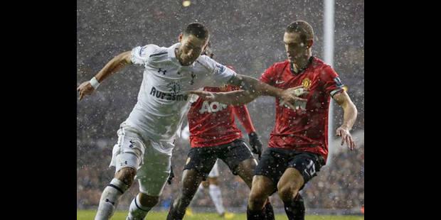 Tottenham contraint United au partage - La DH