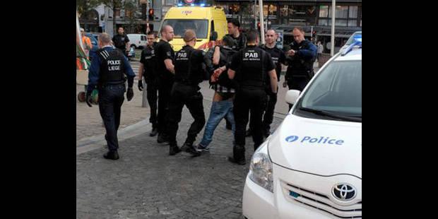 """Il y a """"68 % de policiers bilingues à Bruxelles"""" - La DH"""