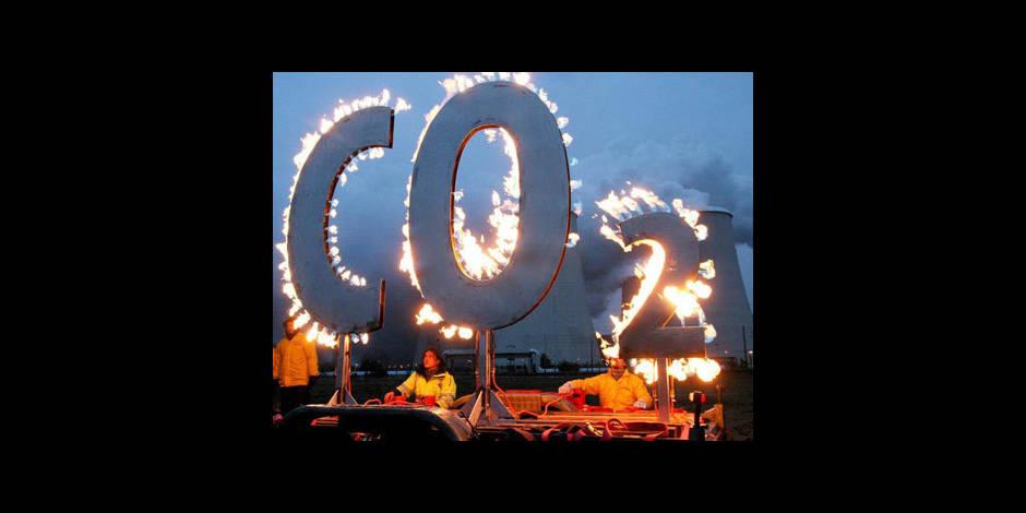 Une importante fraude aux droits d'émissions de CO2 découverte