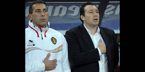 Philippe Vande Walle quitte les Diables - La DH
