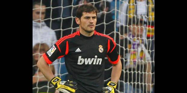 Casillas à nouveau titulaire - La DH