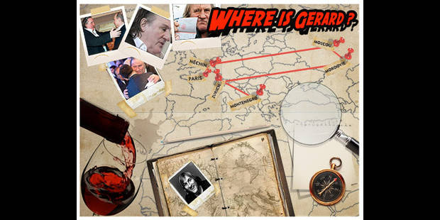 Where is Gérard ? Elisez votre vainqueur ! - La DH