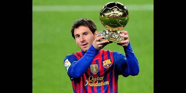 Messi, pour une quatrième symphonie - La DH