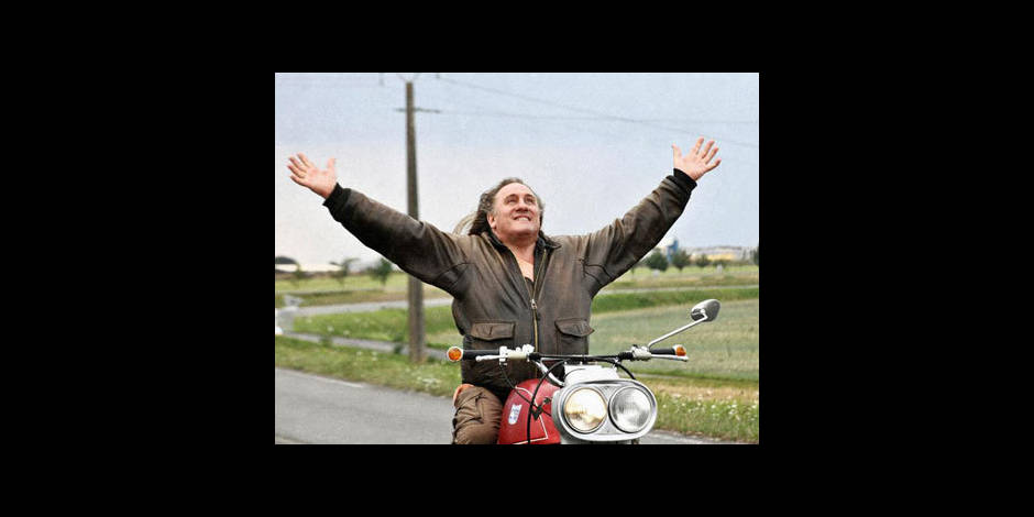 Depardieu victime de critiques et sarcasmes en Russie