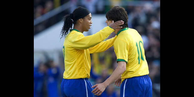 Kakà et Ronaldinho bientôt de retour en sélection ? - La DH