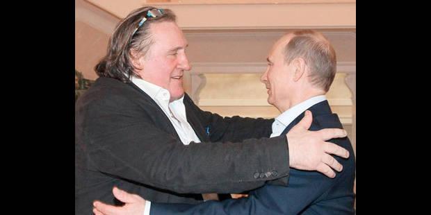 Depardieu bientôt ministre en Russie ? - La DH