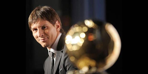 Ballon d'Or: Messi puissance quatre? - La DH
