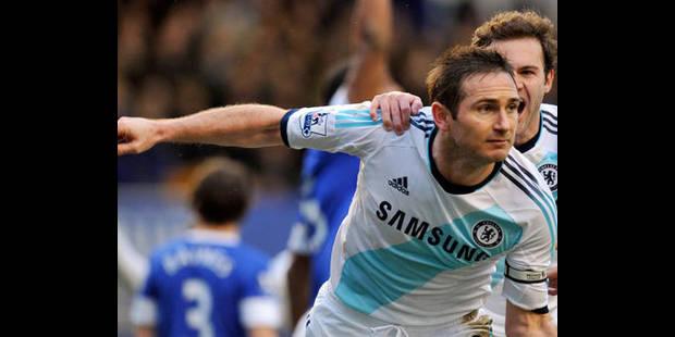Lampard offre la victoire à Chelsea face à Everton (1-2) - La DH