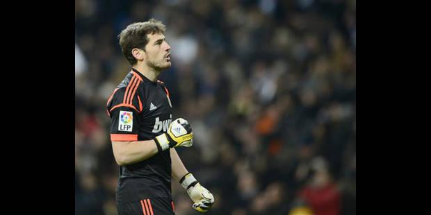 Casillas remplaçant pour la 1re fois depuis 10 ans - La DH