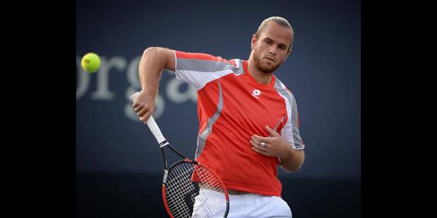 Xavier Malisse renonce au tournoi de Doha - La DH