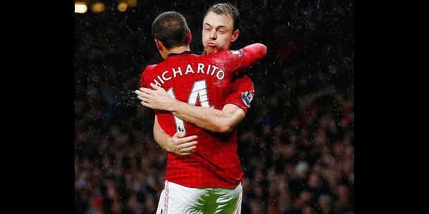 Manchester United fait des folies, City passe à côté - La DH