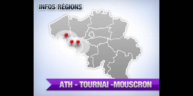 Trois Français interpellés après une course-poursuite à Tournai - La DH