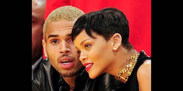 Chris Brown montre son amour pour Rihanna