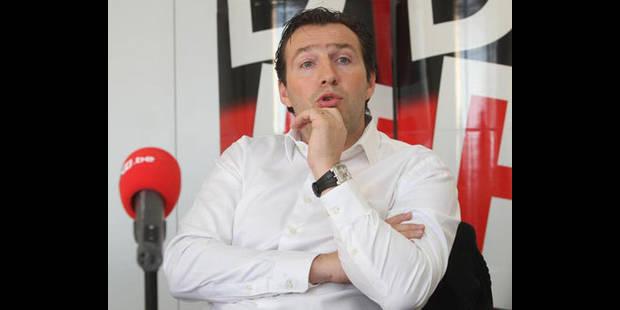 La personnalité du foot belge 2012 est... - La DH