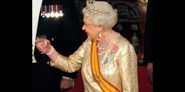 La reine Elizabeth en 3D pour son traditionnel message de Noël - La DH
