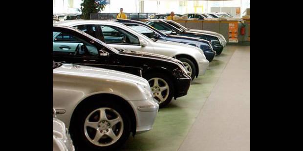 Federauto prévoit un tassement du marché automobile en 2013 - La DH