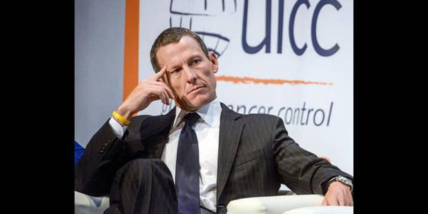 Dopage: la note de frais s'allonge pour Armstrong