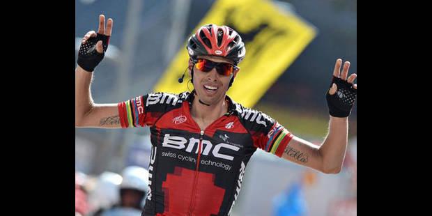 Alessandro Ballan a quitté les soins intensifs