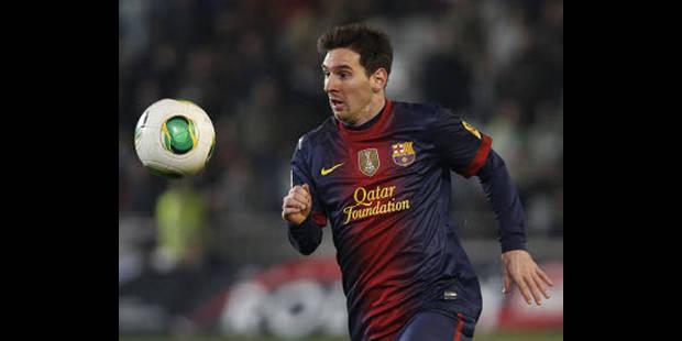 Messi et le Barça marchent sur Madrid - La DH
