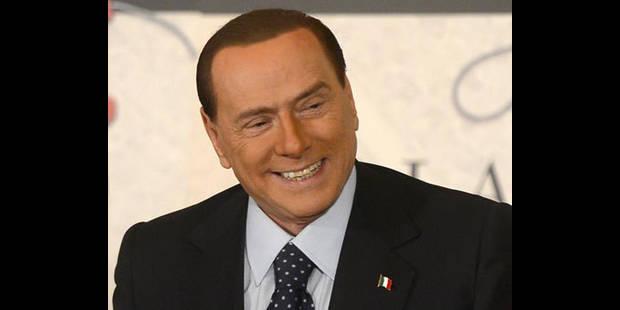 Berlusconi prêt à se retirer en cas de candidature de Monti - La DH