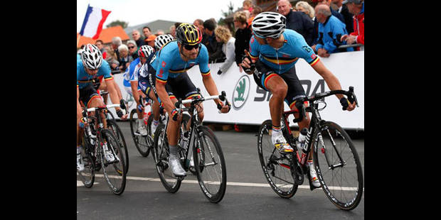 À quel champion le Vélo DH 2012? - La DH