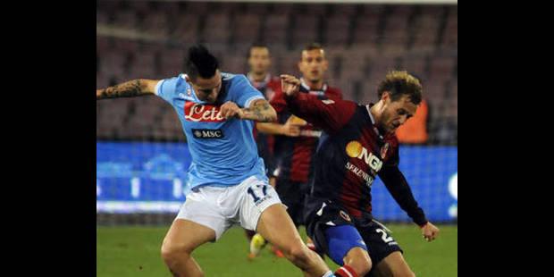 Série A : Naples battu, la Juve s'envole - La DH