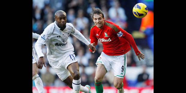 Premier League :Tottenham dans le quatuor de tête en battant Swansea - La DH