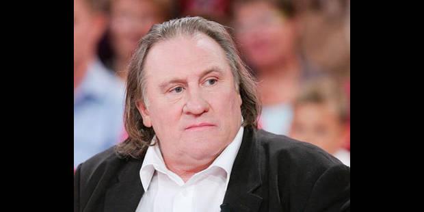 Gérard Depardieu domicilié en Belgique - La DH