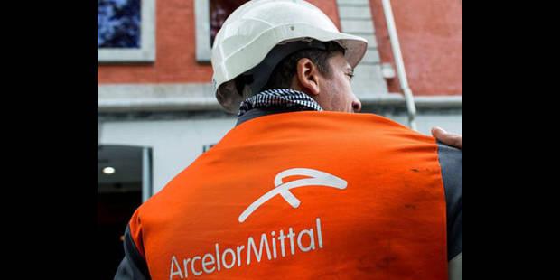 ArcelorMittal: direction et syndicats ont signé un pré-accord sur le volet social - La DH