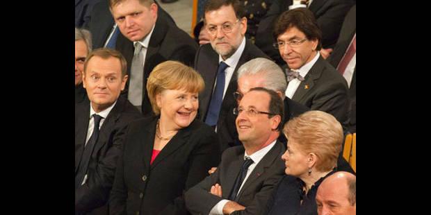 """Supervision bancaire : """"Une pierre essentielle � la solidarit� de l'Europe"""", selon Vanackere"""