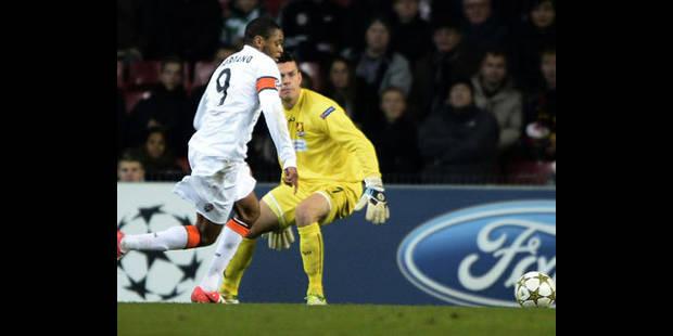 Luiz Adriano suspendu un match pour manque de fair-play - La DH