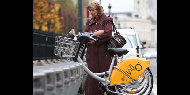 Villo!: augmentation du nombre de places de stationnement dans les stations les plus sollicitées