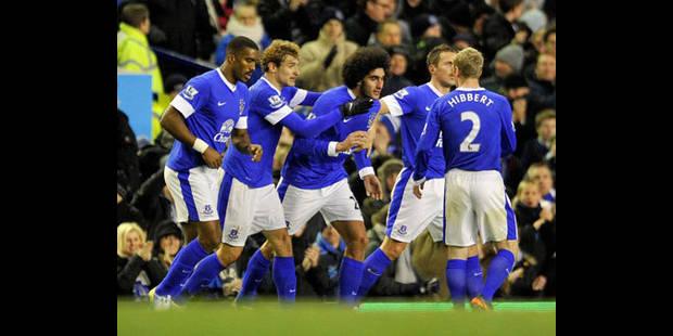 Fellaini et Lukaku marquent encore avec Everton et West Brom - La DH