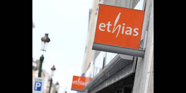 L'étrange courrier d'Ethias à ses clients - La DH
