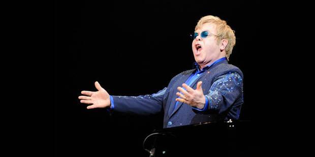 """Malaisie: des islamistes veulent bannir le concert """"immoral"""" d'Elton John"""
