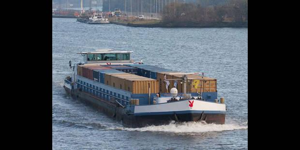 Le port de Liège victime d'Arcelor - La DH