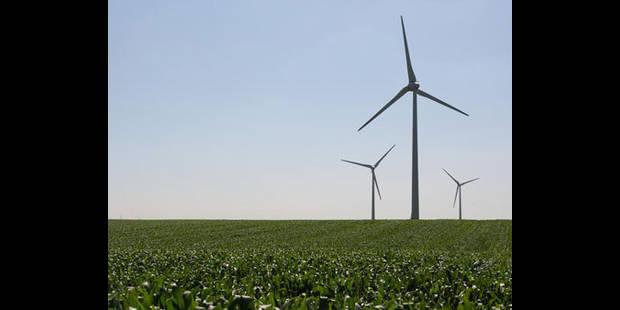 Quatre éoliennes à l'enquête publique - La DH