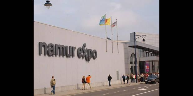 Namur Expo: l'activité salons cartonne - La DH