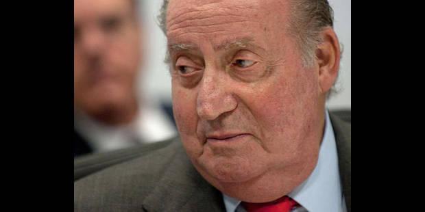 Le roi d'Espagne hospitalisé - La DH