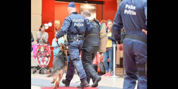 Les policiers bruxellois confrontés à de plus en plus de violences physiques - La DH