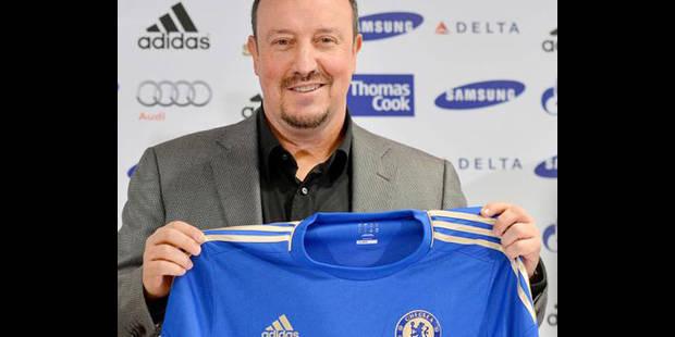 Benitez est venu à Chelsea pour remporter cinq trophées - La DH