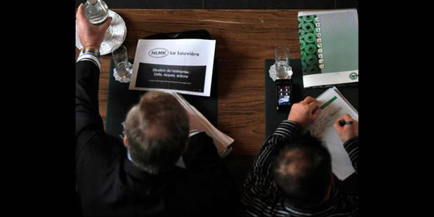 Duferco et NLMK La Louvière - les négociations sur le volet organisationnel commenceront jeudi - La DH